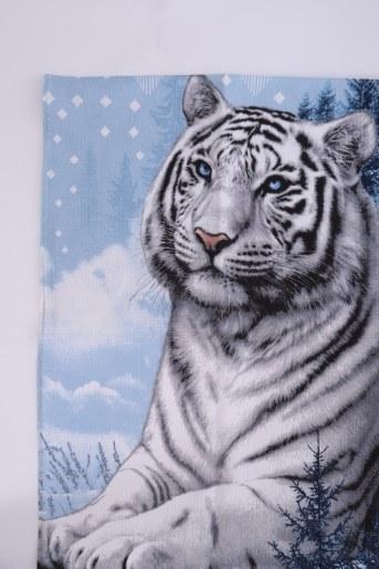 Полотенце банное Тигр (Фото 2)