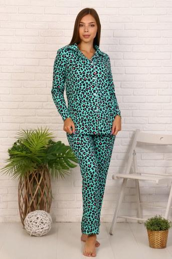 Пижама 11606 (Леопард) (Фото 2)