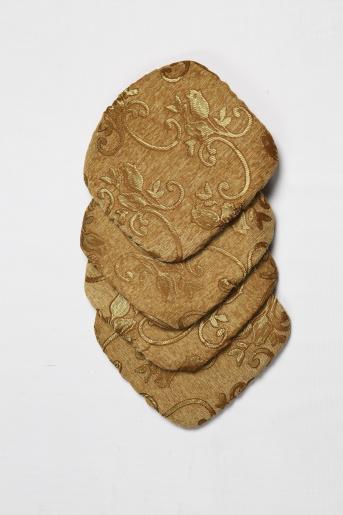 Сидушки на табурет 35х35 (комплект 4шт) (Фото 2)