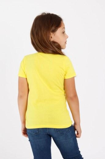 Футболка Кенди детская (Желтый) (Фото 2)