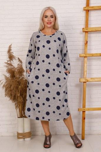 Платье 31548 (Серый) - Фаина