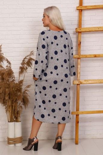 Платье 31548 (Серый) (Фото 2)