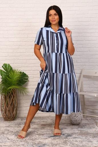 Платье 38003 - Фаина