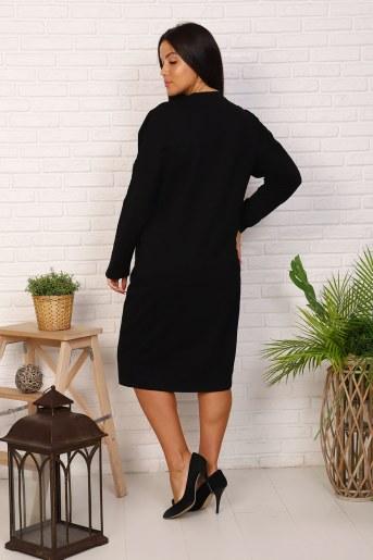 Платье 31551 (Черный) (Фото 2)