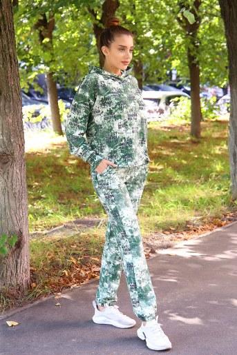 Костюм 15181 (Зеленый) - Фаина