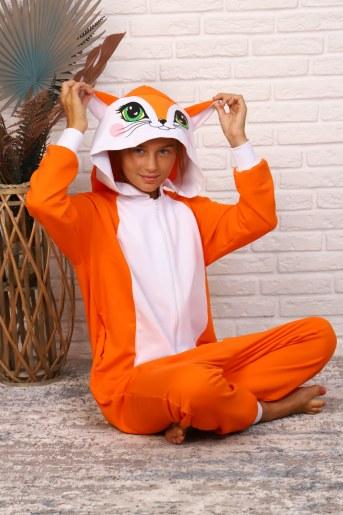 Комбинезон 11609 детский (Оранжевый) (Фото 2)