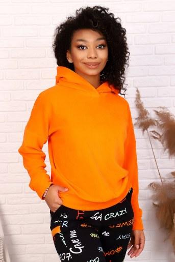 Толстовка 15189 (Оранжевый) - Фаина