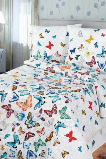 Бабочки КПБ Бязь 150 - Фаина