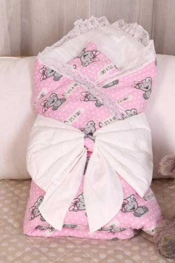 Одеяло детское Мишки - Фаина