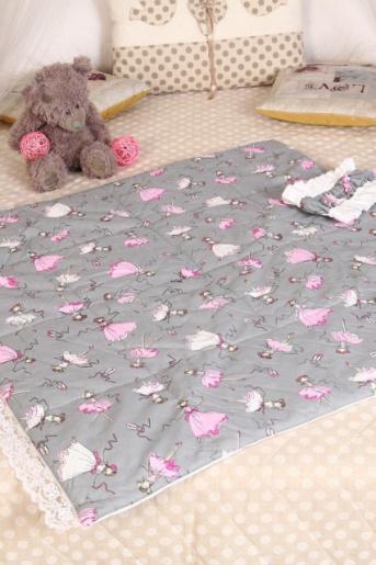 Одеяло детское Принцесса-2 (Фото 2)