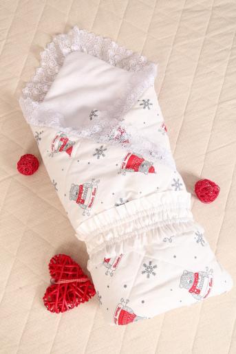 Одеяло детское (зимнее) Сказка (Фото 2)
