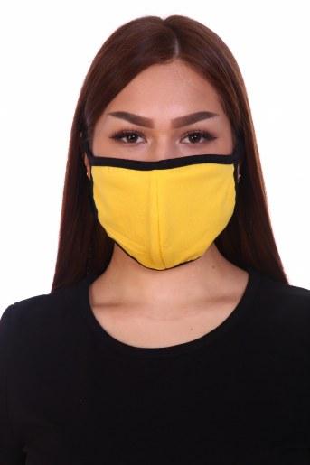 Трикотажная повязка на лицо (набор из 4х штук) - Фаина