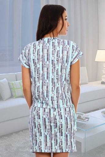 Платье Ариэль (Ментол) (Фото 2)