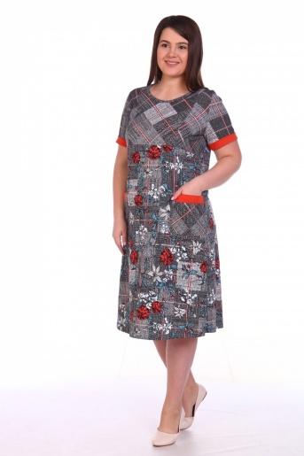 №594.1 Платье - Фаина