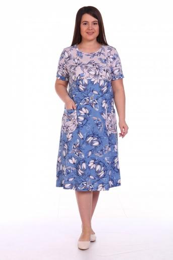 №594 Платье - Фаина