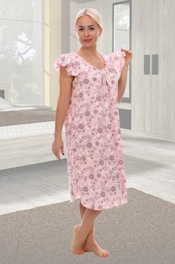 Сорочка Радуга (Розовый) - Фаина