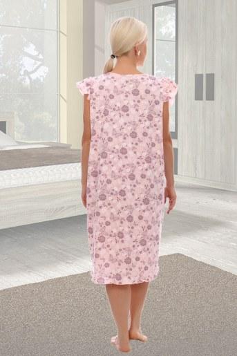 Сорочка Радуга (Розовый) (Фото 2)