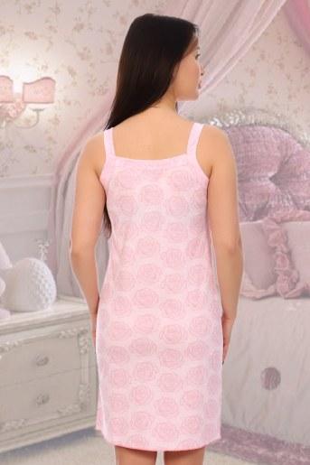 Сорочка Марсель (Розовый) (Фото 2)