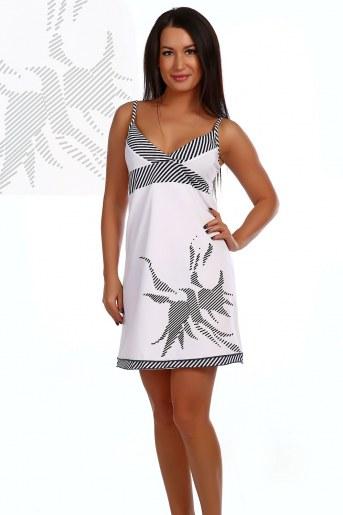Сорочка Даниэла (Белый) - Фаина