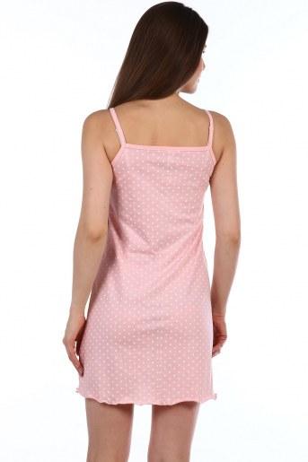 Сорочка Офелия (Розовый) (Фото 2)