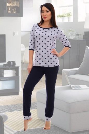 Пижама Энергия (Серый) - Фаина