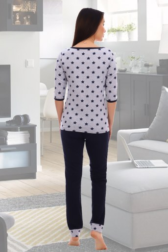 Пижама Энергия (Серый) (Фото 2)