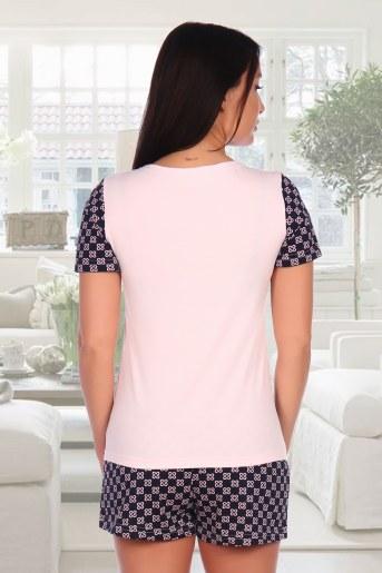 Пижама 5508 (Розовый) (Фото 2)