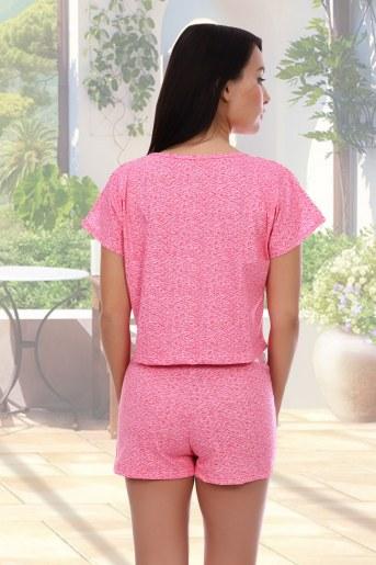 Пижама Эвита (Розовый) (Фото 2)