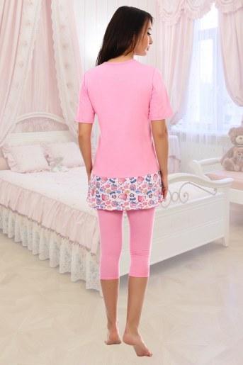 Пижама Прима (Розовый) (Фото 2)