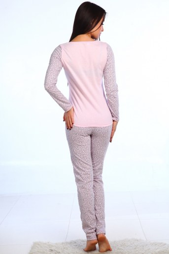 Пижама Бонни (Розовый) (Фото 2)