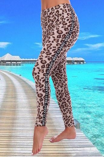 Лосины 1471 (Леопард) - Фаина