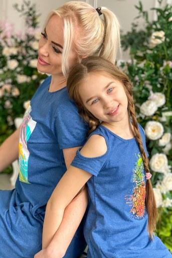 Платье 5055 детское - Фаина
