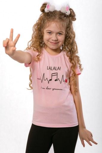 Футболка Блогер детская (Розовый) (Фото 2)