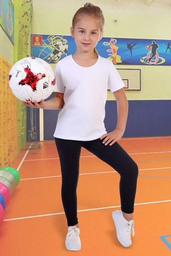 Футболка Вымпел детская (Белый) - Фаина