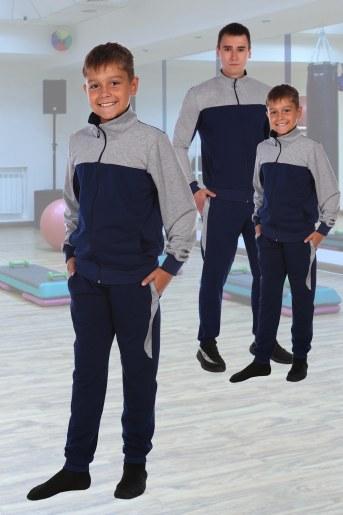 Костюм Корвин детский (Синий) - Фаина