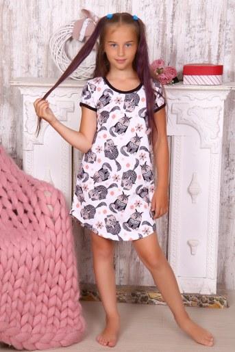Сорочка 15038 детская (Молочный) - Фаина