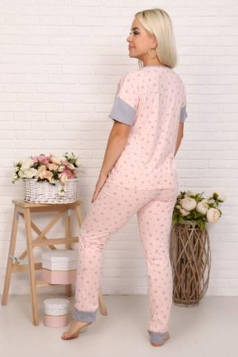 Пижама 22502 (Розовый) (Фото 2)