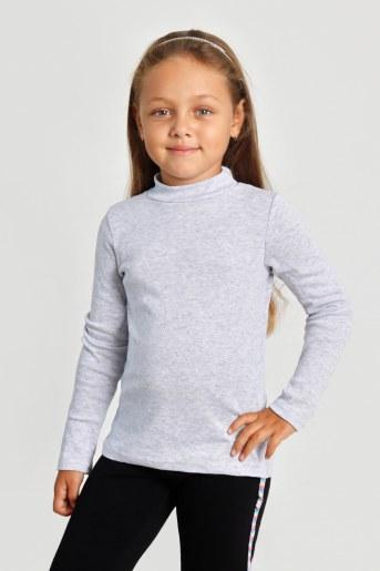 Водолазка Классика детская (Серый) - Фаина