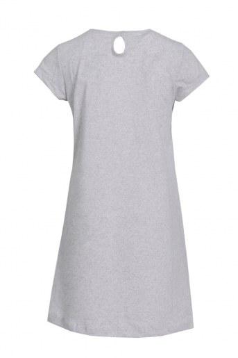 Платье Лисичка детское (Серый) (Фото 2)
