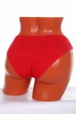 №Ж555 Трусы женские бесшовные (Красный) (Фото 2)