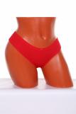 №Ж522 Трусы женские бесшовные (Красный) (Фото 1)